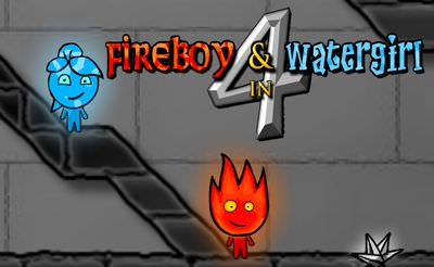 Fireboy and Watergirl...