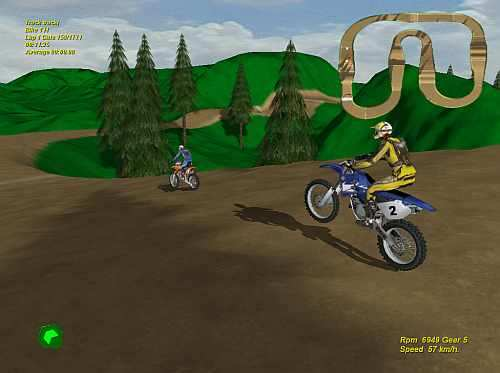 Motocross The Force Bild 1