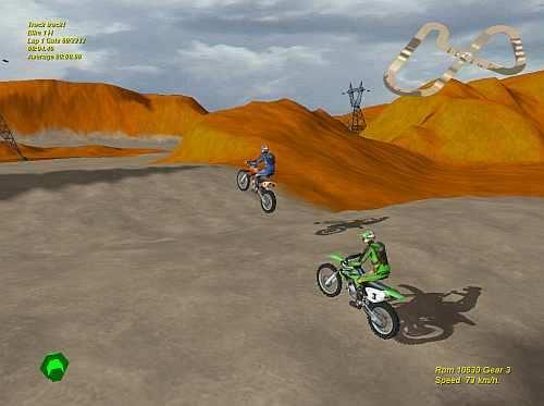 motocross spiele online